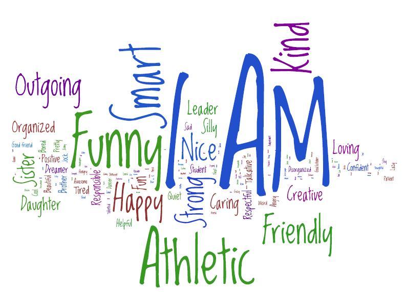 descriptive writing adjectives